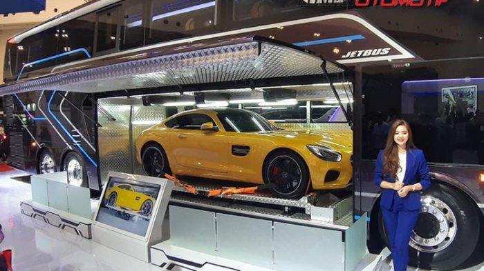 pameran mobil Terbaru