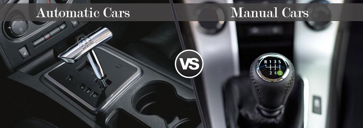 Perbeda dari Transmisi Manual dan Transmisi Otomatis